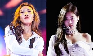 Đặt lên bàn cân hai IT Girl đình đám nhất Kpop: Hwasa - Jennie