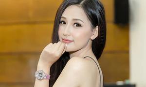 Mai Phương Thúy liên tục chi tiền tỷ sắm đồng hồ