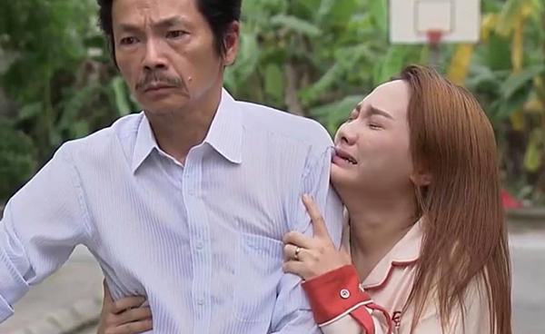 Bảo Thanh - Trung Anh diễn xuất xuất thần.