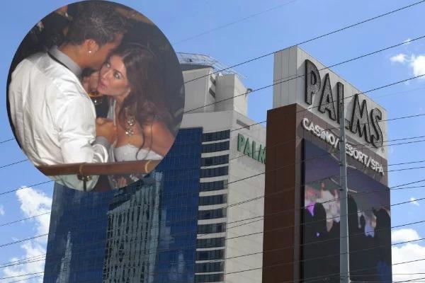 Cristiano Ronaldo đã gặp Kathry Mayorga tại khách sạn mang tên Palms ở Las Vegas năm 2009.