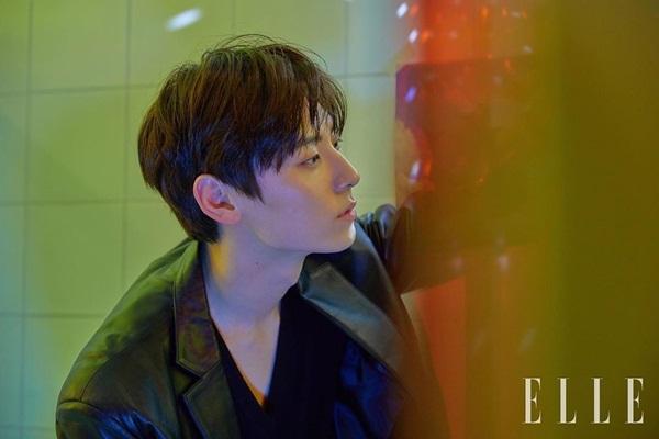 Min Hyun (NUEST)