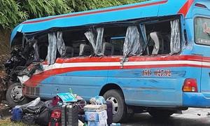 3 người tử nạn khi từ Hải Phòng lên Hà Giang làm thiện nguyện