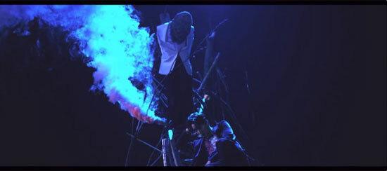 Soi cảnh quay đoán MV của EXO - 2