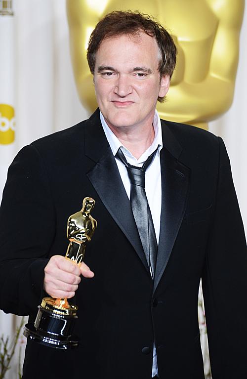 Đạo diễn Quentin Tarantino.