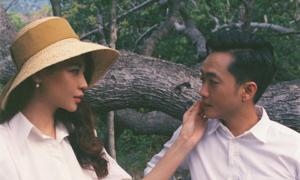 Cường Đô La nhắn nhủ Đàm Thu Trang trước hôn lễ