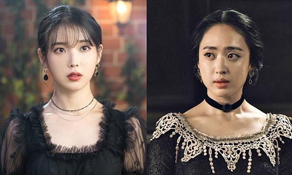 Hình ảnh của IU trong phim gợi nhớ đến nữ diễn viên Kim Min Jung trong hit drama năm ngoái.