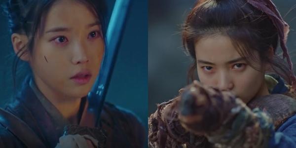 Nhân vật của IU gây tranh cãi vì bắt chước tạo hình nữ phụ Mr. Sunshine - 5