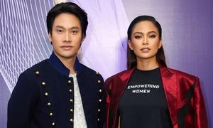 Sao Việt mừng Mâu Thủy làm nhà thiết kế thời trang