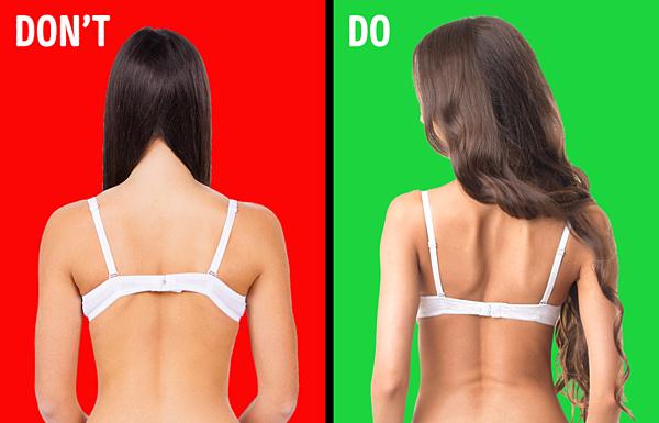 9 sai lầm về trang phục con gái thường mắc phải