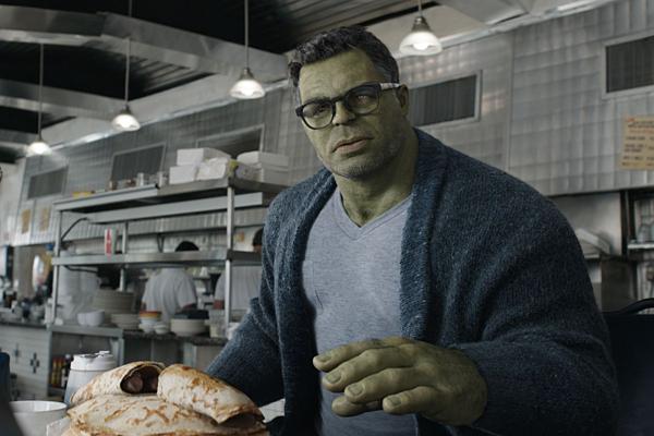 Professor Hulk hay Smart Hulk trong Avengers: Endgame.
