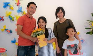 Gia đình Nguyệt Linh: 'Bức thư không có gì to tát, xin đừng tạo áp lực cho cháu'