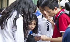 Gần 280.000 thí sinh thay đổi nguyện vọng xét tuyển ĐH, CĐ