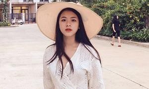 Con gái NSƯT Chiều Xuân ngày càng ra dáng thiếu nữ