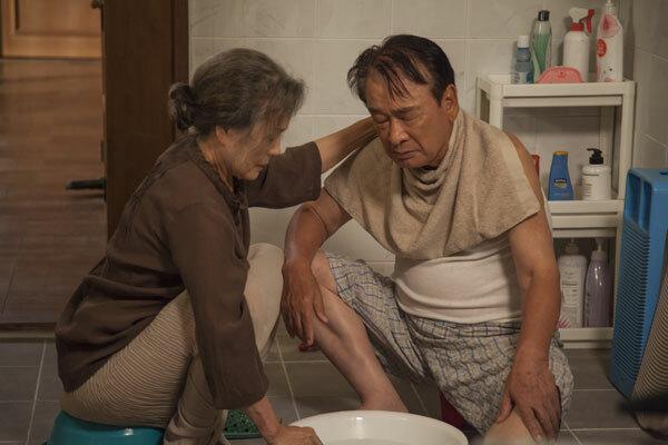 Hai ông bà mắc bệnh mất trí nhớ tuổi già.