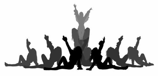 Nhìn hình bóng vũ đạo bạn có biết đó là ca khúc Kpop nào? (3) - 4