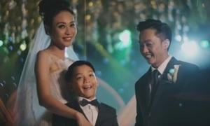 Những khoảnh khắc đẹp nhất ở đám cưới Cường Đô La - Đàm Thu Trang