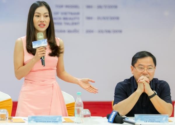 BTC cuộc thi phản ứng về thông tin mua bán giải thưởng ở Miss World Vietnam.