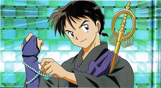 Bạn còn nhớ chi tiết phim hoạt hình Inu Yasha? - 8