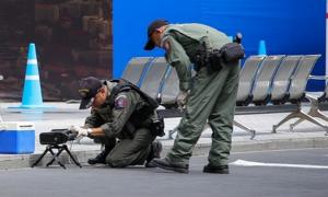 Bắt hai nghi phạm vụ đánh bom thủ đô Bangkok