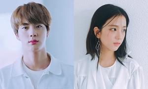 Jin (BTS) và Ji Soo (Black Pink) được bình chọn là hai visual 'đỉnh' nhất Kpop