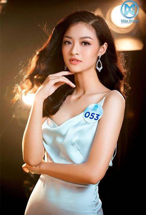 Hai Á hậu Miss World Việt Nam thi sắc đẹp quốc tế năm 2019 - 4
