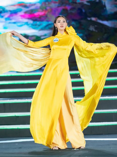 Với danh hiệu Á hậu 2, Tường San sẽ là đại diện Việt Nam ở Miss Intercontinental 2019. Đây là cuộc thi Hoa hậu Đại dương Lê Âu Ngân Anh từng tham dự năm ngoái và giành danh hiệu Á hậu 4, bất chấp nhiều lùm xùm.