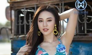 Nhan sắc người đẹp được yêu thích nhất Miss World Vietnam 2019