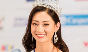 Hoa hậu Lương Thùy Linh: 'Tôi không mua giải, không chỉnh sửa nhan sắc'