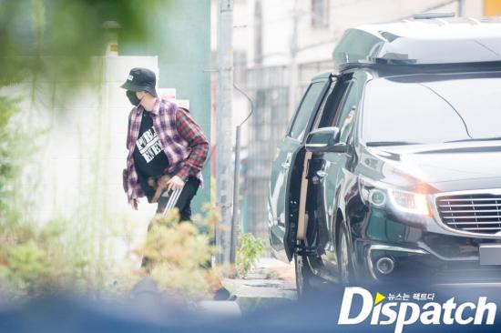 Ji Hyo (Twice) và Kang Daniel bị Dispatch khui ảnh hẹn hò - 4