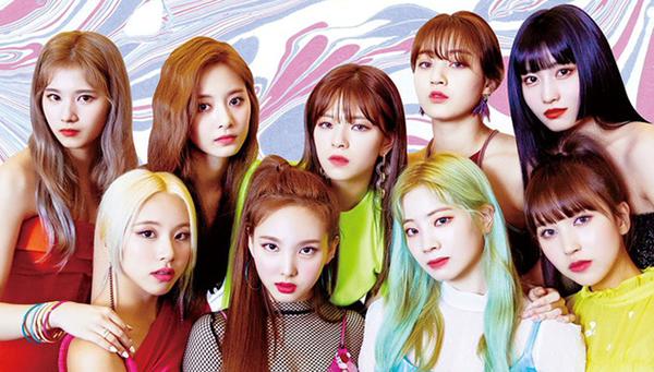 Ca khúc mới của Twice không thành công.