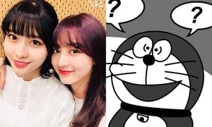 Ảnh chế hài hước sau loạt tin đồn hẹn hò của idol Kpop