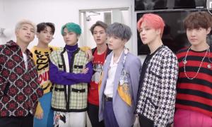 BTS là nghệ sĩ Hàn đầu tiên vượt mốc 10 tỷ view trên YouTube