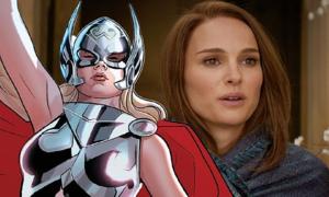 Lý do Natalie Portman 'mất tích' khỏi vũ trụ Marvel 6 năm
