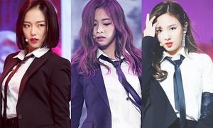 Girlgroup Kpop nào mặc vest đẹp nhất?