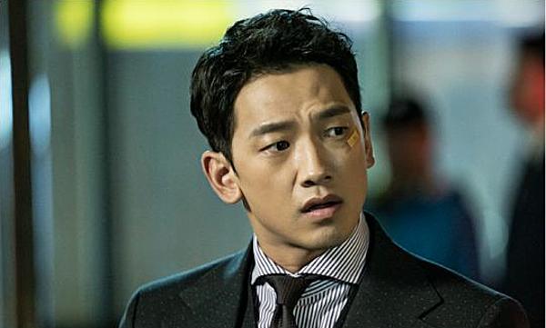 Vai luật sư Lee Jae Sang trong phim là thử thách với Bi.