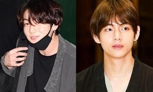 BTS bị cuốn vào tranh cãi Hàn - Nhật vì mặc hanbok ra sân bay