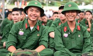 Điểm chuẩn đại học của 18 trường quân đội năm 2019