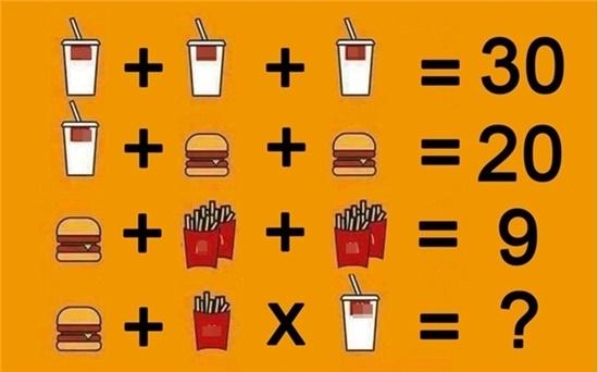 Chỉ người có IQ cao mới giải được bài toán hóc búa này