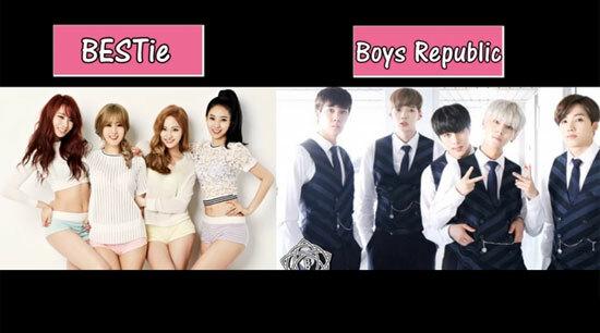 Bạn có nhớ nhóm nhạc Kpop nào debut trước? (3) - 2