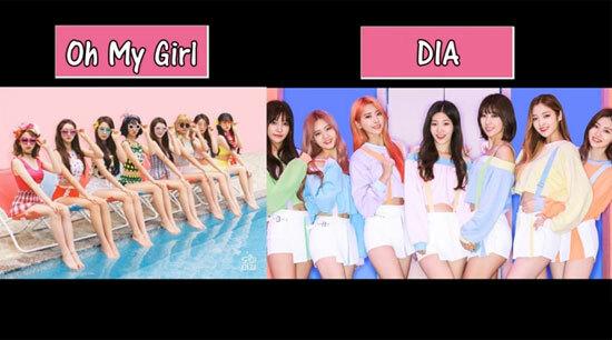 Bạn có nhớ nhóm nhạc Kpop nào debut trước? (3) - 9
