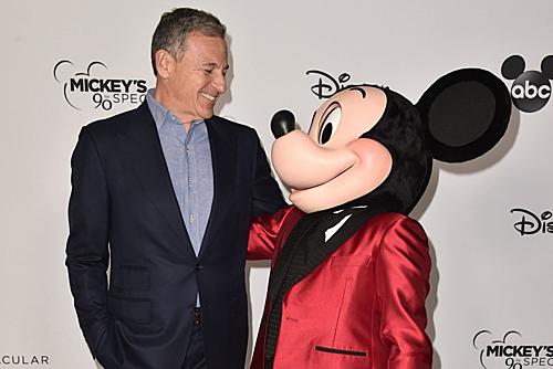 Bob Iger - Chủ tịch The Walt Disney Company.