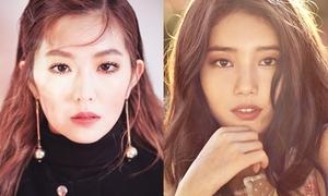 Suzy - Irene: So bì nhan sắc 2 mỹ nhân họ Bae đình đám