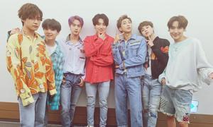 BXH thương hiệu boygroup tháng 8: BTS dẫn đầu, NCT vào top 3