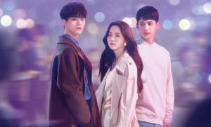Ứng dụng tìm 'crush' trong phim mới của Kim So Hyun gây tò mò