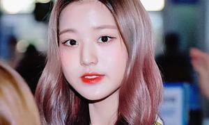Sao Hàn người được khen, kẻ bị chê khi theo mốt makeup da căng bóng