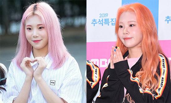 JooE bị nghi chỉnh sửa khuôn mặt.