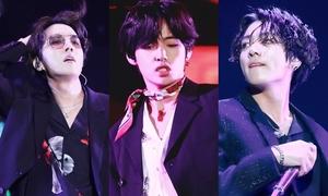 BTS bùng nổ visual tại sân khấu cuối trước khi 'tạm nghỉ hoạt động'