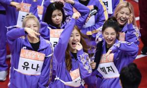 ITZY, Da Hyun (Twice) và dàn idol 'đổ bộ' ISAC Trung thu 2019