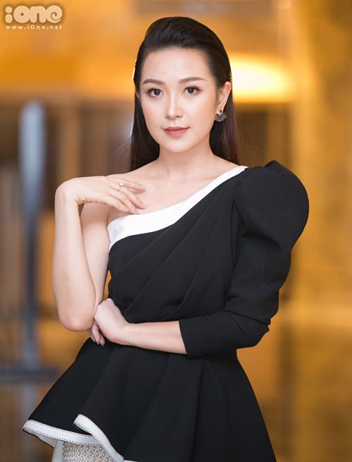 Diễn viên Kim Oanh.