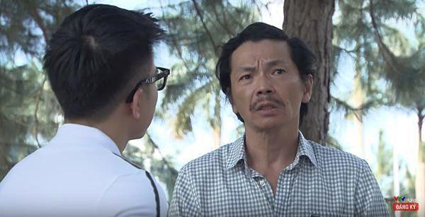 Ông Sơn nhắc khéo Quân rằng Thư đã có chồng con.